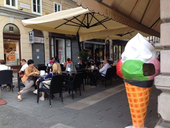 North Star Cafe : Tempo di gelati!