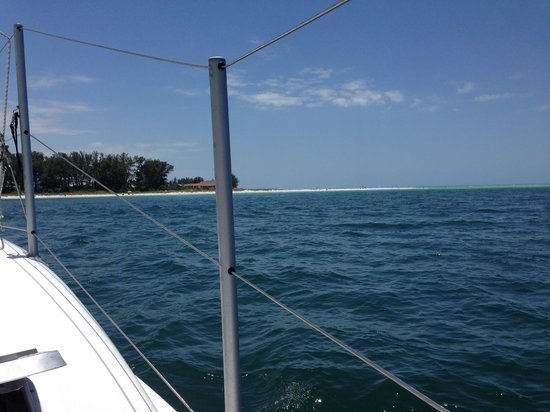 Kathleen D Sailing Catamarans: Bean Point