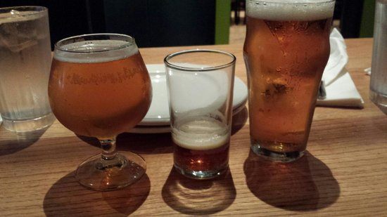 Pies and Pints: Tried all the local brews!