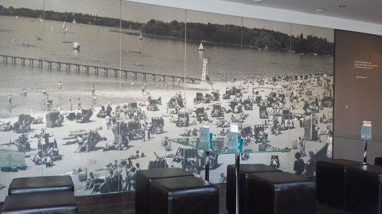 Premiere Classe Berlin - Dreilinden : sala colazione