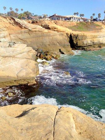 Sunset Cliffs Natural Park: Amazing place