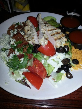 Champs Americana: Cobb salad.