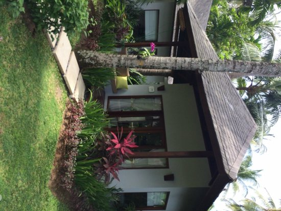 The Chandi Boutique Resort & Spa : Rooms