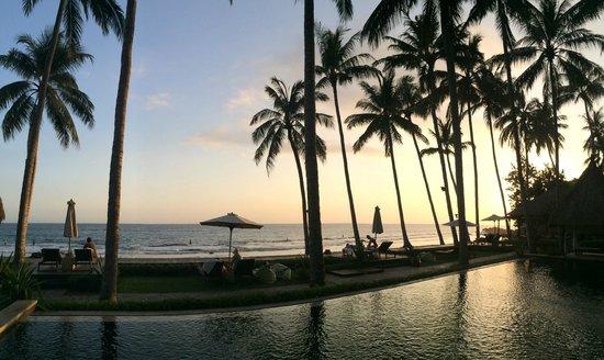 The Chandi Boutique Resort & Spa: Beautiful Sunset