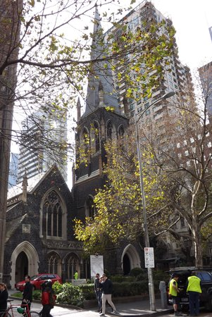 ‪Wesley Church Melbourne‬