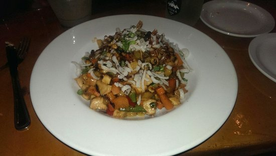 Silverheels Bar and Grill: Joel's bowl