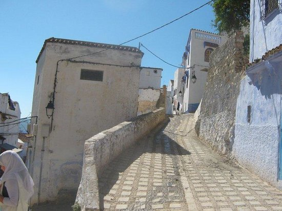 Vieille ville de Chefchaouen : Outside