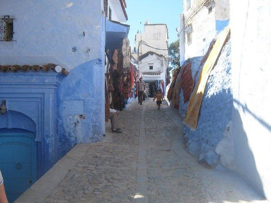 Vieille ville de Chefchaouen : So amazing