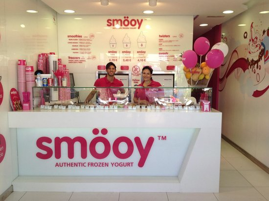 Smooy: Our friendly Staff