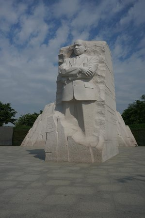 Martin Luther King, Jr. Memorial: Dr. Martin Luther King Memorial