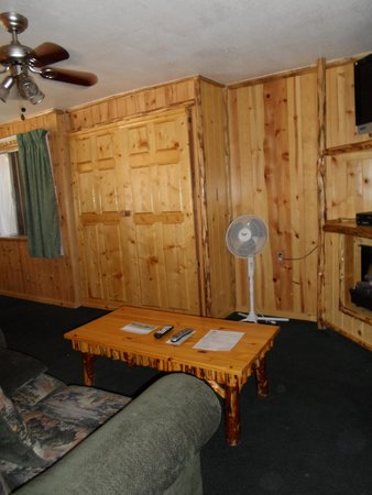 Big Bear Frontier: Front room