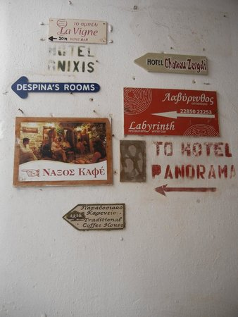 Despina's Rooms : indicazioni Despina