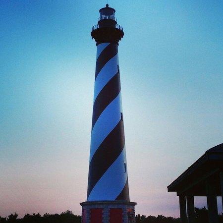 Cape Hatteras Lighthouse: Prettiest!