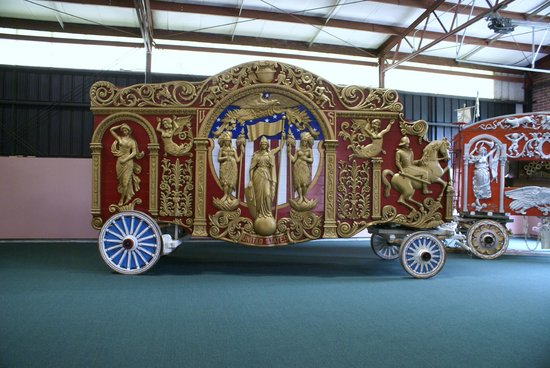 "Circus World: United States ""Band"" Wagon"