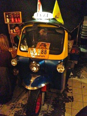 TUK TUK : Thai Street Food : LE Tuk Tuk