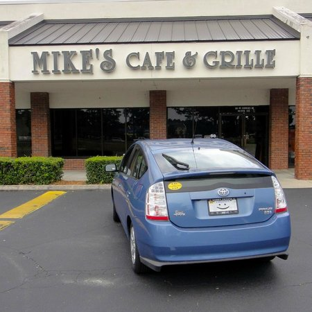 Mike's Cafe & Grille: Sorry we missed you ~ Food looks delicious!