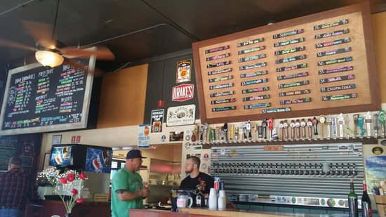 Aptos Street BBQ : Spoilt for choice