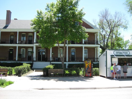 Fort Robinson State Park Lodge Updated 2018 Prices Hotel Reviews Crawford Ne Tripadvisor