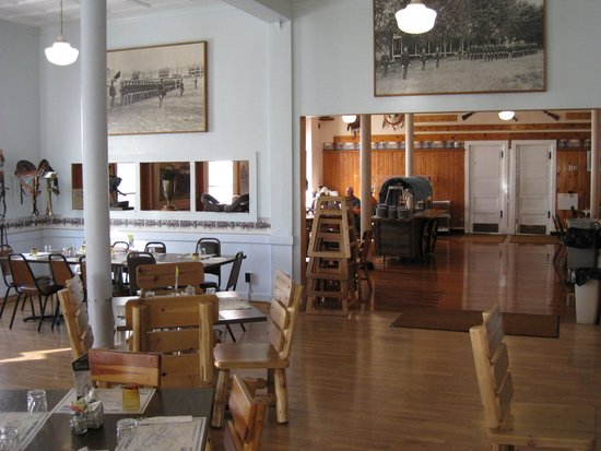 Fort Robinson State Park Lodge : Dining Room