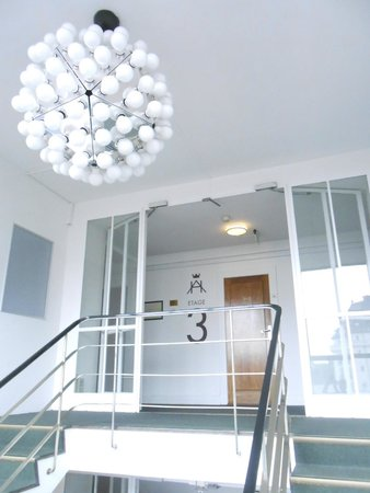 Hotel Astoria : Stairwell