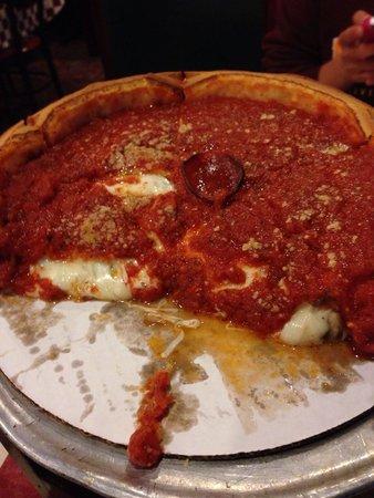 Giordano's Pizza Rogers Park