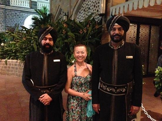 The Taj Mahal Palace: Impressive Welcome