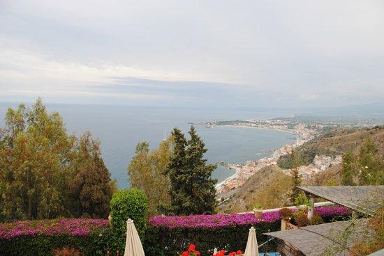 San Domenico Palace Hotel: Hotel garden