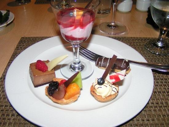 Live Aqua Beach Resort Cancun: Siete desserts