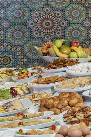 Basmane : Le buffet du ramadan