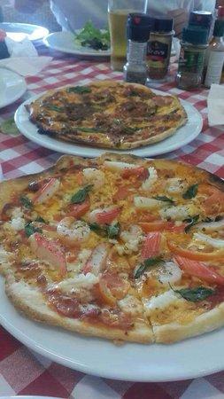 Mekong Pizza : Very good