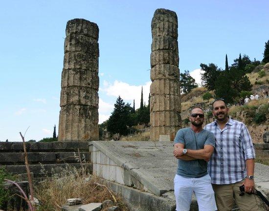 Private Greece Tours : Delphi