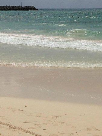 Now Jade Riviera Cancun: WHAT A BEACH!