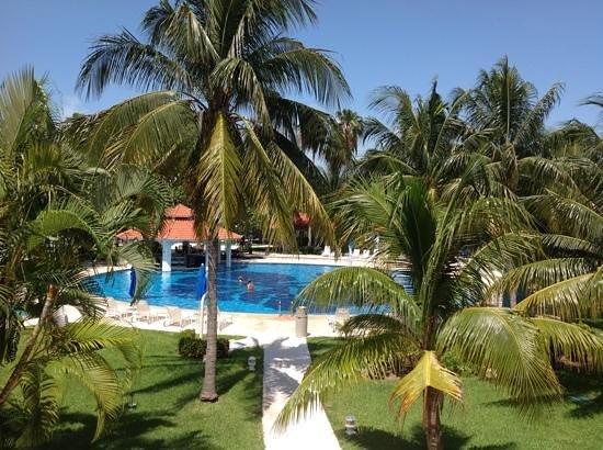 WorldMark Isla Mujeres : nicest pool!