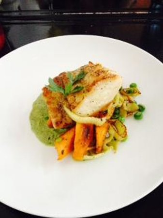 Chartreuse Bistro: Rockfish