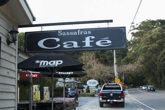 Sassafras Cafe : The Cafe