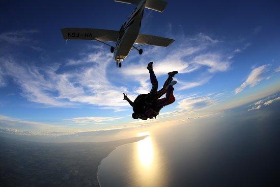 Skydive Geronimo Busselton: Superman, Skydive Perth!!