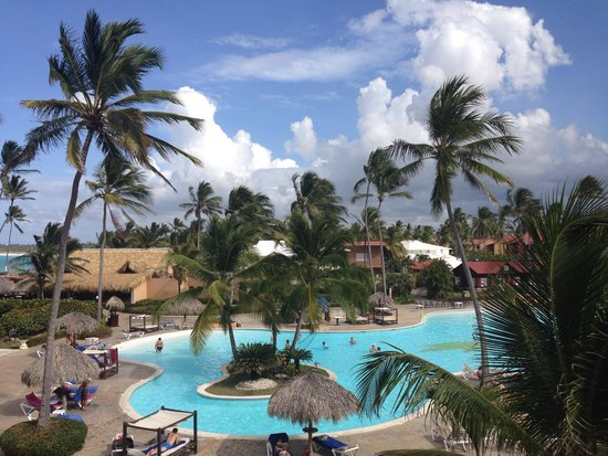 Punta Cana Princess All Suites Resort & Spa: View from room