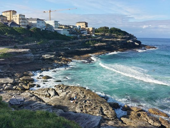 Bondi to Coogee Beach Coastal Walk : Mackenzie's Bay