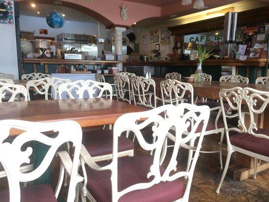 Cafe il Mondo : Cute interior