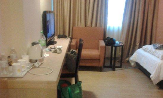 Sky Express Hotel Bukit Bintang: twin room