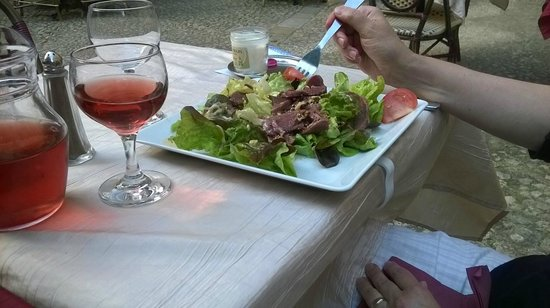 Gueule et Gosier : salad