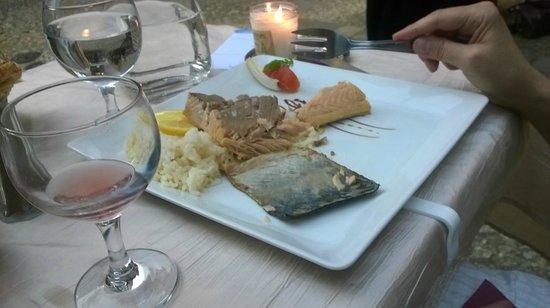 Gueule et Gosier : salmon