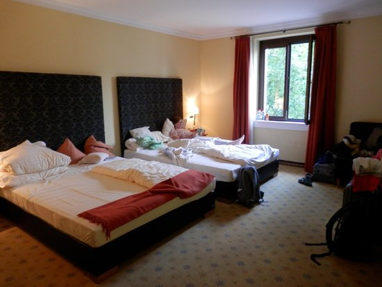 Hotel Villa Florentina: room