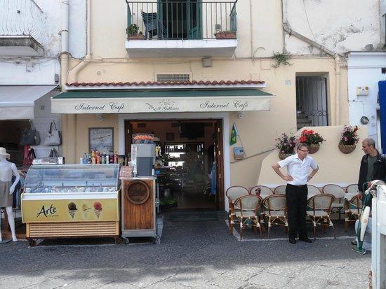 Bar Il Gabbiano : restaurante maravilhoso