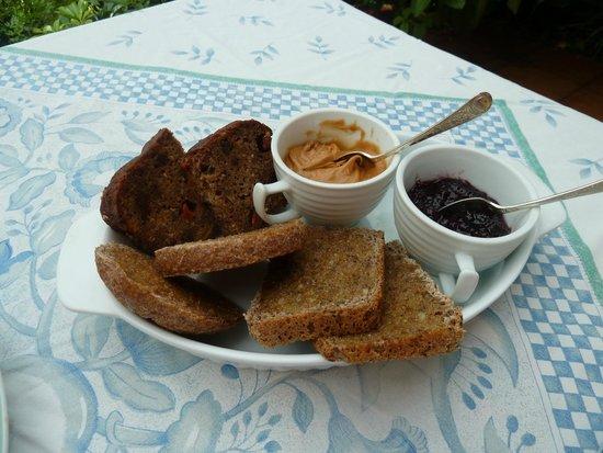 Eden Atenas: An assortment of homemade breads