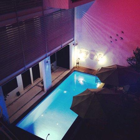 Hotel Casa Ticul: La piccola piscina