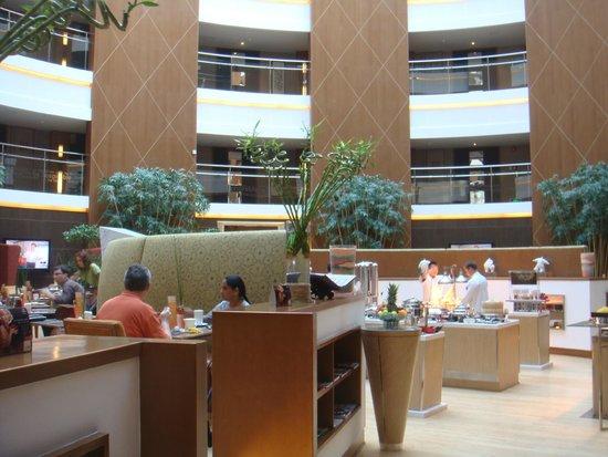 Hilton Beijing : Restaurant