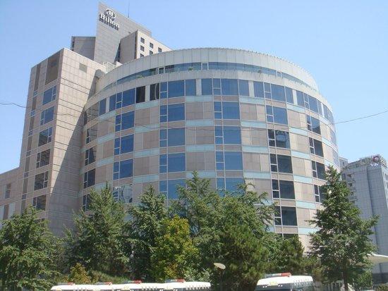 Hilton Beijing : Hotel