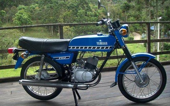 4364cad519e Yamaha RD50 - 1977 - Picture of Museu Duas Rodas