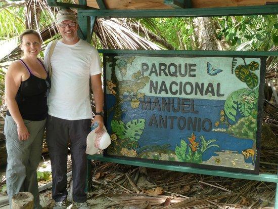 Johan Chaves - Nature and birding Tours: Manuel Antonio Park